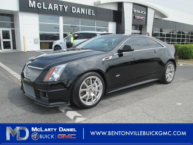 Pre-Owned 2013 Cadillac CTS-V Base