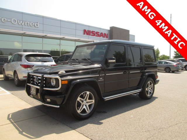 Pre-Owned 2011 Mercedes-Benz G-Class Base
