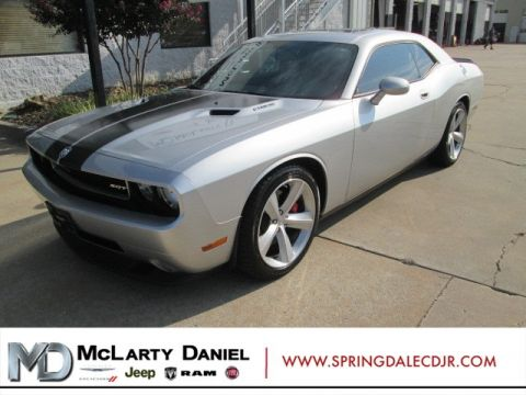 Pre-Owned 2008 Dodge Challenger SRT8