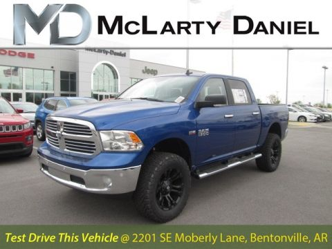 New 2017 RAM 1500 Big Horn