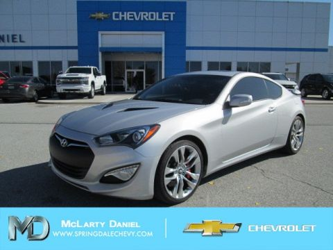 Pre-Owned 2016 Hyundai Genesis Coupe 3.8 Ultimate